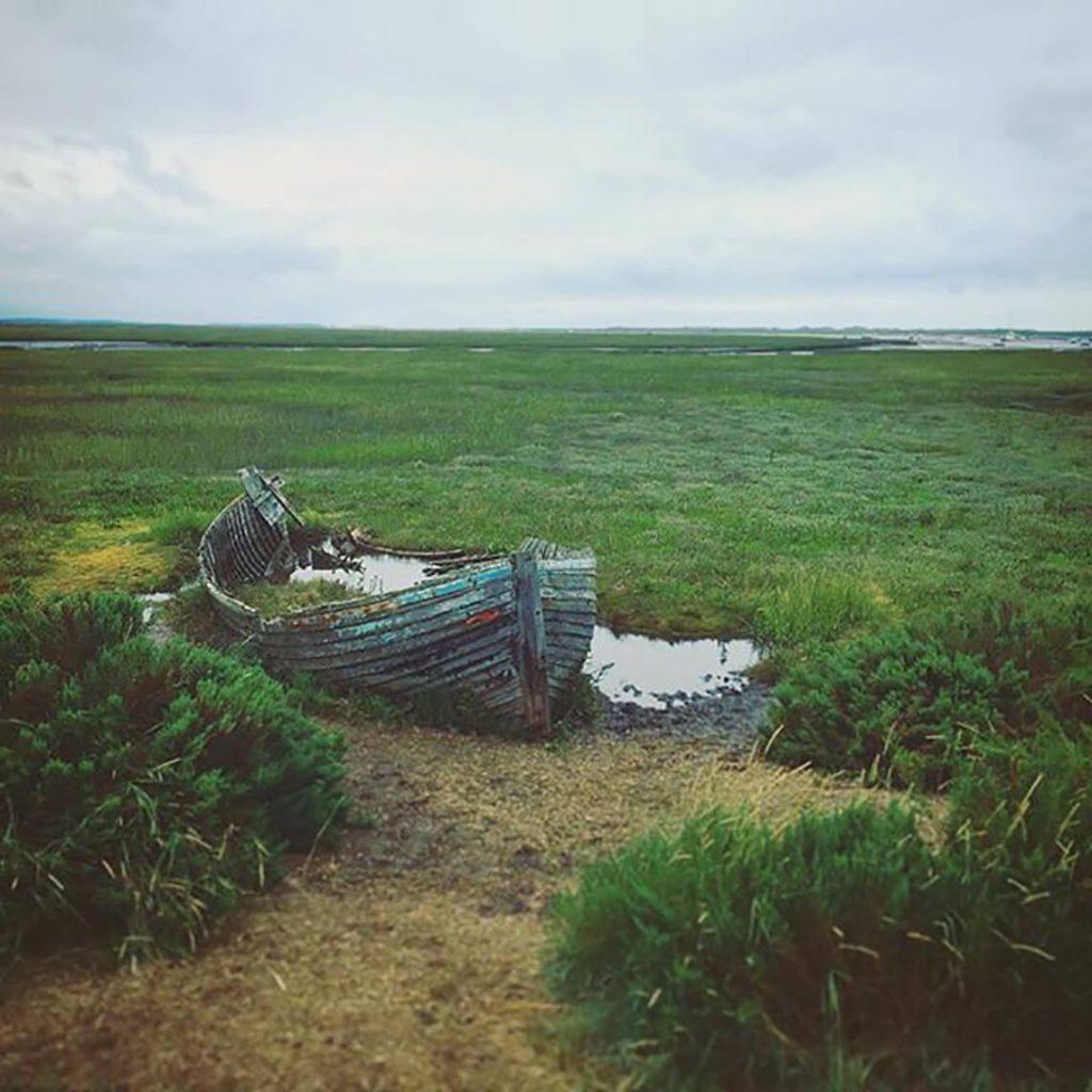 Shipwreck - Notfolk broads